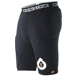 SixSixOne Evo Bomber Shorts - 2013 Klim Covert GTX Waterproof Sock Liner