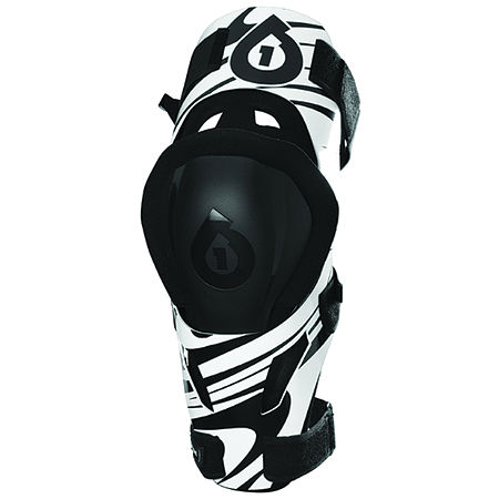 SixSixOne MX-3 Camber Knee Braces - Main