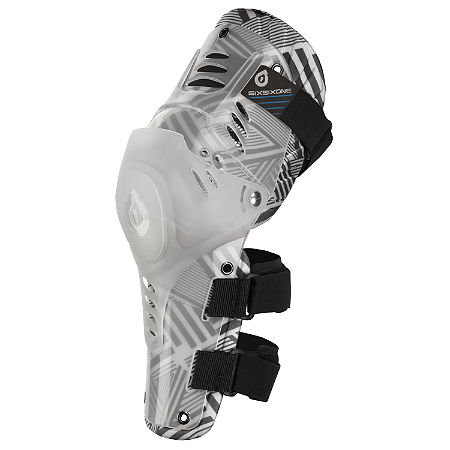 Sixsixone Nitro Knee Guards - Main