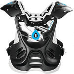 SixSixOne Peewee Defender 2.5 Roost Deflector - SixSixOne Dirt Bike Chest and Back
