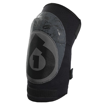 SixSixOne Veggie Knee Guards - Main