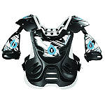 SixSixOne Youth Defender 2.5 Roost Deflector -  Motocross Chest and Back Protection