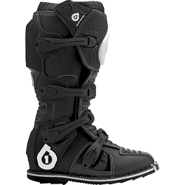 2013 SixSixOne Comp Boots - 2011 Sixsixone Flight Boots-Carey Hart