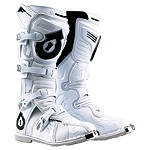 2013 SixSixOne Flight Boots - Dirt Bike & Motocross Protection