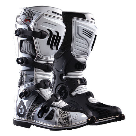 2011 Sixsixone Flight Boots-Carey Hart - Main