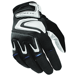 2013 SixSixOne 858 Gloves - 2013 Troy Lee Designs GP Gloves
