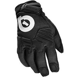 2013 SixSixOne Storm Gloves - 2012 Fly Racing Switch SNX Gloves