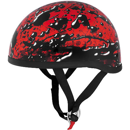 Skid Lid Original Helmet - Oil Spill - Main