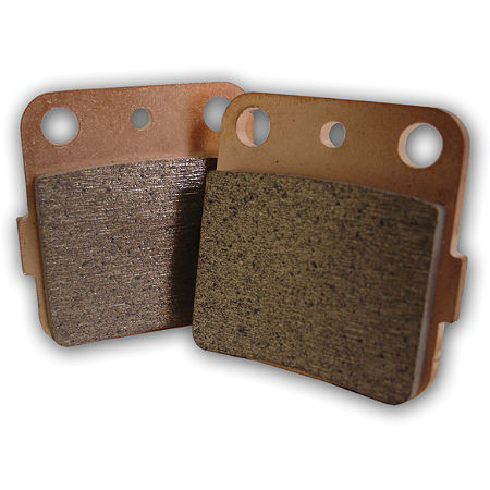 Streamline Brake Pads - Rear - Main