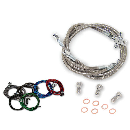 Streamline Front And Rear Brake Line Kit - Main