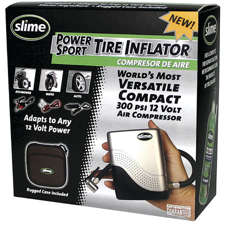 Slime 12V Mini Air Compressor - Main