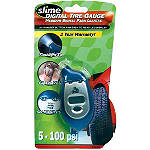 Slime 5-99 PSI Digital Tire Pressure Gauge - Slime Dirt Bike Products