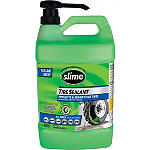 Slime Super Duty Tire Sealant With Pump - 1 Gallon - Utility ATV Tools and Accessories