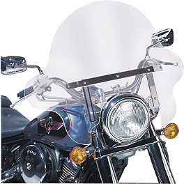 Slipstreamer SS-32 Falcon For Standard Fork Tubes - Slipstreamer S-00 Enterprise Windshield