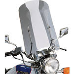 Slipstreamer Cf40 Universal Windshield - Motorcycle Wind Shields