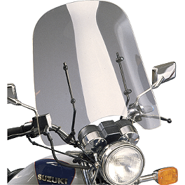 Slipstreamer Cf50 Universal Windshield - Slipstreamer S-05 Turbo Windshield