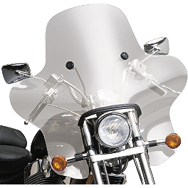 Slipstreamer S-00 Enterprise Windshield - Slipstreamer S-02 Spirit Windshield