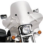 Slipstreamer S-00 Enterprise Windshield - Cruiser Wind Shield and Accessories