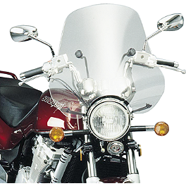 Slipstreamer S-08 Sport Shield - Slipstreamer SS-28 Sport Fairing Windshield