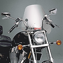 Slipstreamer S-06 Spitfire Shield - Slipstreamer S-10 Viper Windshield