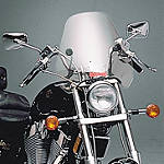 Slipstreamer S-06 Spitfire Shield - Motorcycle Wind Shields