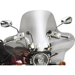 Slipstreamer S-03 Slipstreamer Windshield - Slipstreamer SS-28 Sport Fairing Windshield