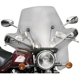 Slipstreamer S-02 Spirit Windshield - Slipstreamer Cf50 Universal Windshield