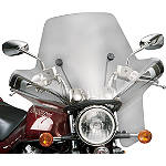 Slipstreamer S-02 Spirit Windshield - Slipstreamer Cruiser Wind Shield and Accessories