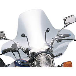 Slipstreamer S-05 Turbo Windshield - Slipstreamer SS-28 Sport Fairing Windshield
