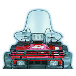 Slipstreamer SS-2 Big Country High Cut-Out ATV Windshield - Clear - Slipstreamer Utility ATV Body Parts and Accessories