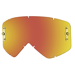 Smith Intake/Fuel Mirror Lens - Smith Intake Sweat X Goggles