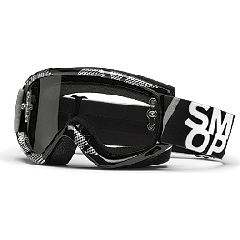 2013 Smith Fuel V1 Max Goggles - 2014 Smith Intake Sweat X Goggles
