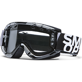 2013 Smith Fuel V1 Max Enduro - 2013 Smith Fuel V1 Max Quick Strap Goggles