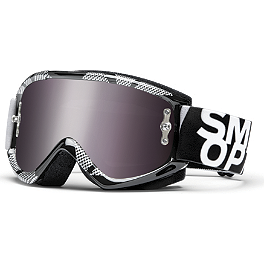 2013 Smith Fuel V1 Max Sand Goggles - 509 Dirt Pro Lenses
