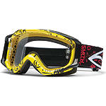 2013 Smith Fuel V2 Sweat X Goggles - Pastrana - Dirt Bike Goggles and Accessories