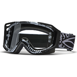 2013 Smith Fuel V2 Sweat X Goggles - 2013 Smith Fuel V2 Sweat X Goggles - Pastrana