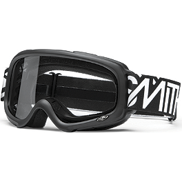 2013 Smith Youth Gambler MX Goggles - 2013 Smith Junior Goggles