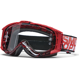 2014 Smith Intake Sweat X Goggles - 2013 Smith Fuel V2 Sweat X Goggles - Pastrana
