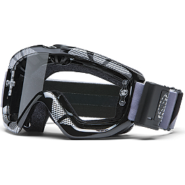 2013 Smith Turbo Option OTG Goggles - Scott Split OTG No Fog Fan System Goggles