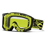 2014 Smith Fuel V2 Sweat X Goggles -  Dirt Bike Goggles and Accessories