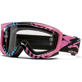 2014 Smith Fuel V2 Sweat X Goggles - Pastrana - Repsol 15W50 Moto 4T Rider Oil - 4 Liter