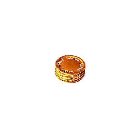 Sato Racing Clutch Reservoir Cap - Gold