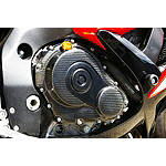 Sato Racing Right Engine Cover - Gloss - Suzuki GSX-R 600 Motorcycle Engine Parts and Accessories