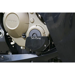 Sato Racing Engine Sliders - Black - 2009 Honda CBR1000RR ABS Sato Racing Clutch Reservoir Cap