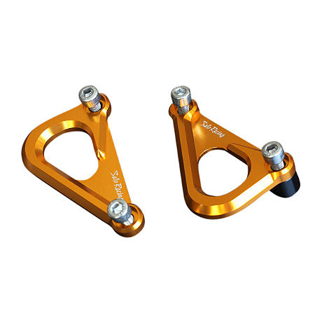 Sato Racing Hook Set - Gold - Main
