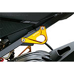 Sato Racing Left Hook - Gold -  Motorcycle Tie Downs