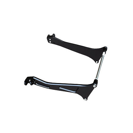 Sato Racing Passenger Peg Kit - Black