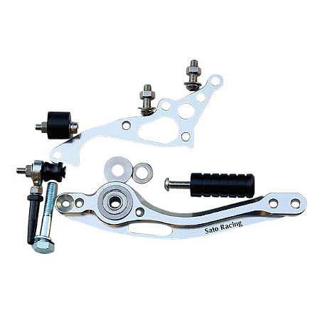 Sato Racing Rearset Conversion Kit - Main
