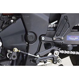 Sato Racing Reverse Shift Kit - Black - 2012 Honda CBR250R Sato Racing Fork Spring Preload Adjuster