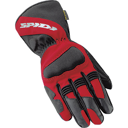 SPIDI Alu-Tech H2OUT Gloves - Dainese Clutch D-Dry Gloves
